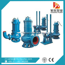 submersible sewage pump with float switch