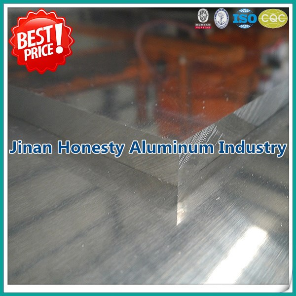5083 h116 aluminium plate for boat/warship