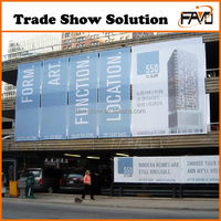 Outdoor Mesh Fabric Banner