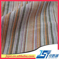Cheap linen fabric Indian garment slub cotton linen fabric wholesale
