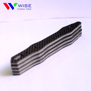 Carbon fiber professional manufacture 3K carbon fibre sheet with cnc machining services
