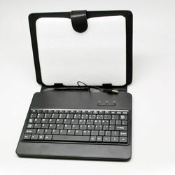 7 inch Leather Keyboard Case for Android Tablet PC MID, Wholesale, High Quality