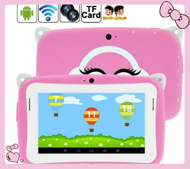 Best Sales Product 4.3 inch Kids Tablets For Learning Best Android Children Tablet PC