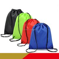 fashion Non-woven polyester jute sports shopping bag