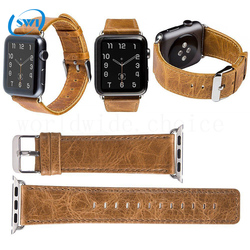 New 2018 For Apple Watch Strap Genuine Leather Bands Extenders Smart Watch Band For i Watch