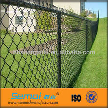 Good quality best factory price PVC coated goat chain link fence