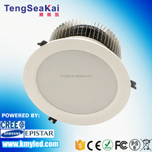 Dimmable 110V 50W LED Ceiling Light Downlight cob Warm White Spotlight Lamp Recessed Lighting Fixture, Halogen Bulb Replacement