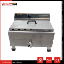 CHINZAO Chinese Factories Manufacturing Large Capacity Potato Chips Electric Deep Fryer