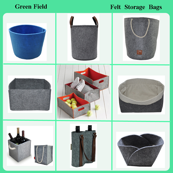 Bulk felt storage bags,Wholesale felt storage bag