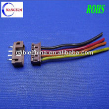 JAE 2.0-Pitch 2.0mm 2~16P Wire to Board Wire Harness Manufacturing Process
