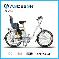 kit for electric bike/silent motor for powerful and flexible pedal assistance in all circumstances
