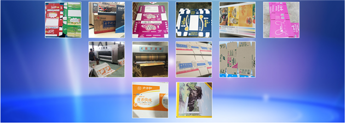 corrugated packing machine lead edge feeder automatic multi color flexo printer slotter rotary die cutter machinery