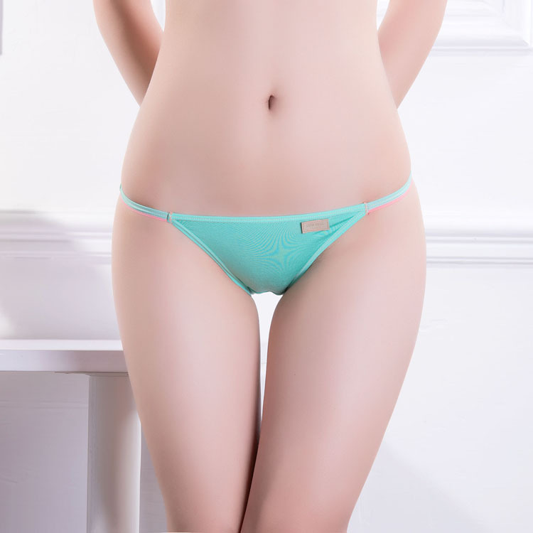 Soft Women Underwear Lady Briefs Lovely Transparent Lace Panty Hot Images Women Sexy 901210