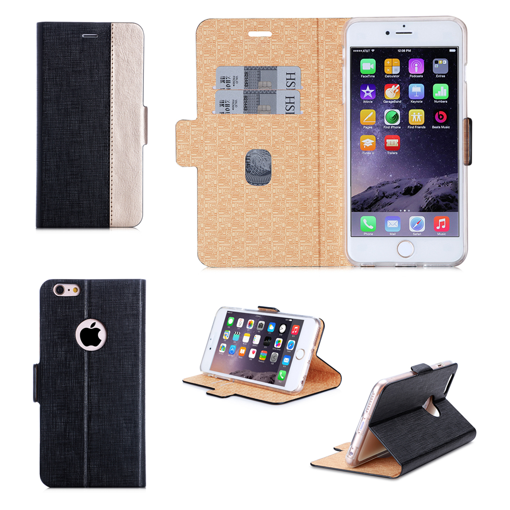 China Newest Wholesale Designs Luxury Mobile Phone Accessories 5.5 Solid inch Cell Phone Cases For iPhone 6 plus