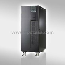 High frequency online 10KVA 7KW UPS power supply