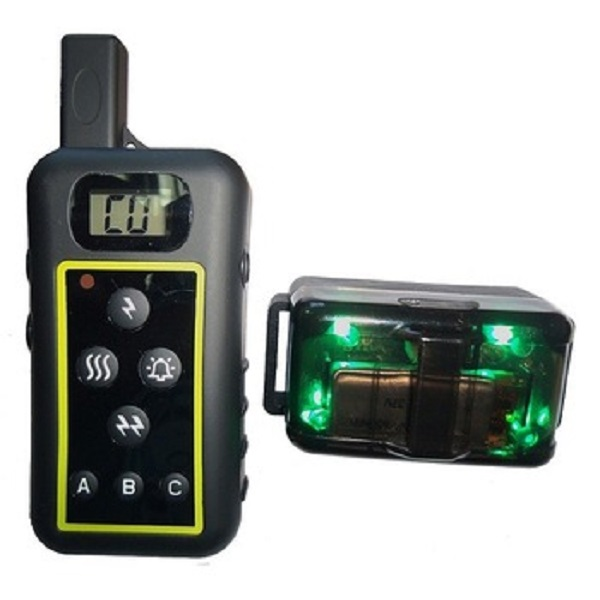 dog training collars with remote shock vibration and sound