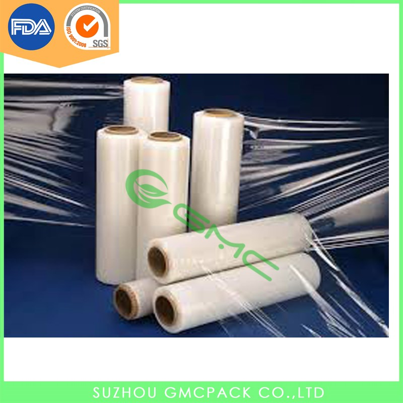 High quality and safety transparent pe cling film for food wrap