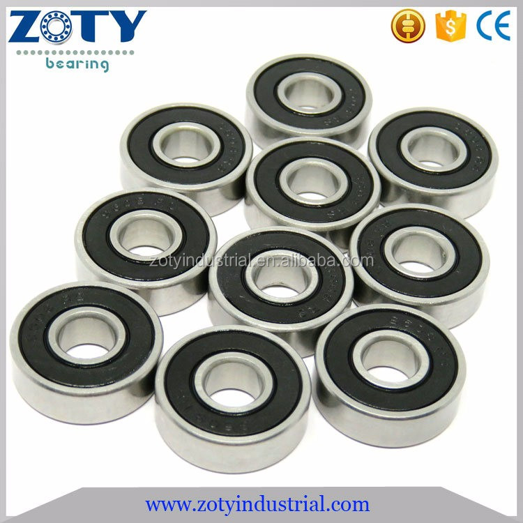 High quality 8x22x7mm ceramic bike bearing 608 608zz 608RS