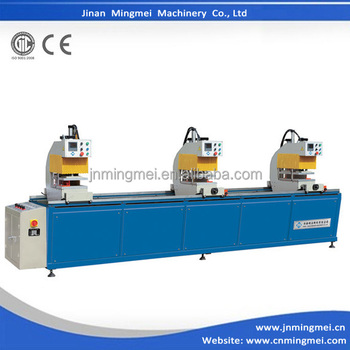 UPVC Window machine, Three head PVCwindow welding machine