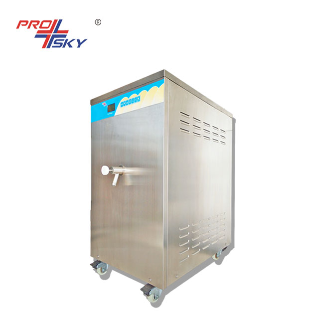 PAMA 120L Milk Pasturization Machine