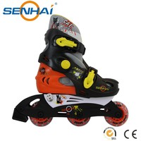 Professional Quad Roller Skates Wholesale for Kids 3 Wheels Children Roller Skates Inline Skates Popular Shoes Sports Shoes
