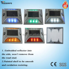 Solar LED Reflectors Safety Road