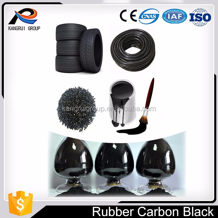 All types of carbon black powder with MSDS