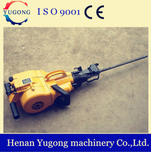 Portable steel crawler mounted dth drilling rig rock drilling for blast