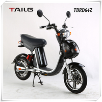 dongguan tailg chinese 350w mini cheap electric mopeds with pedals for adults