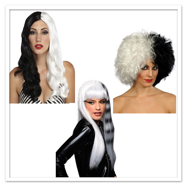 2015 European Fashion Cosplay Blonde Barrister Wig with hair band