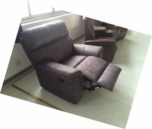 Lazy boy leather recliner sofa china furniture manufacture