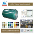 Color coated aluminum coil /Stucco Embossed Aluminum Coil For Building Decoration & Roofing