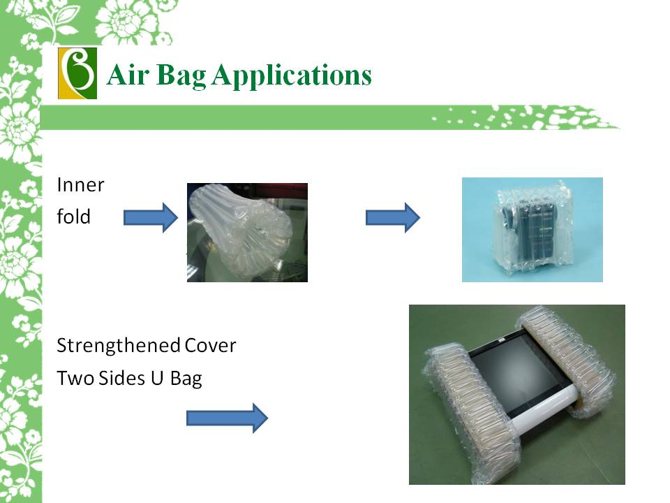 Protable protective packing column case bag packing