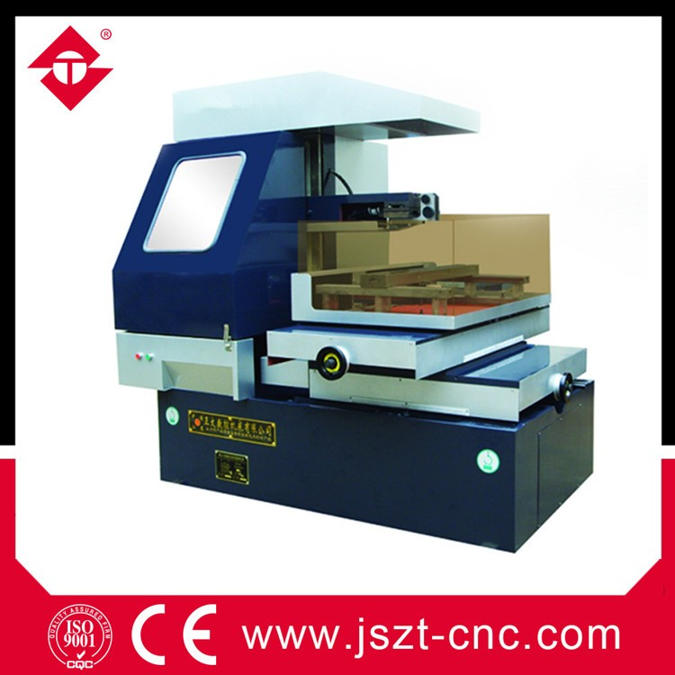 DK7740 used cnc wire cut edm machine
