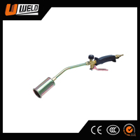 Powerful Weed Killer Butane Gas Blowtorch Wand Burner Blaster Kinzo Garden Torch Wand Burner