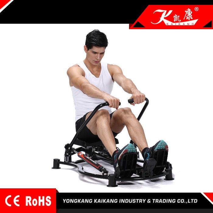 Popular arm and leg exerciser equipment rowing machine