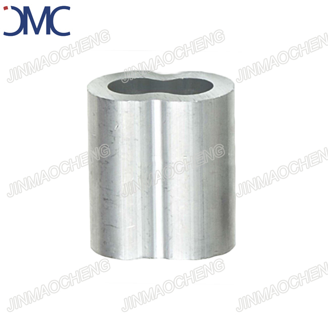 """3//32/"""" Wire Rope Aluminum Sleeve Hourglass Ferrules Packages"""