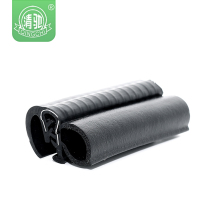 heat resistance extruded oem epdm t channel rubber strip