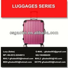 best and hot sell luggage colorful hard shell luggage for luggage using