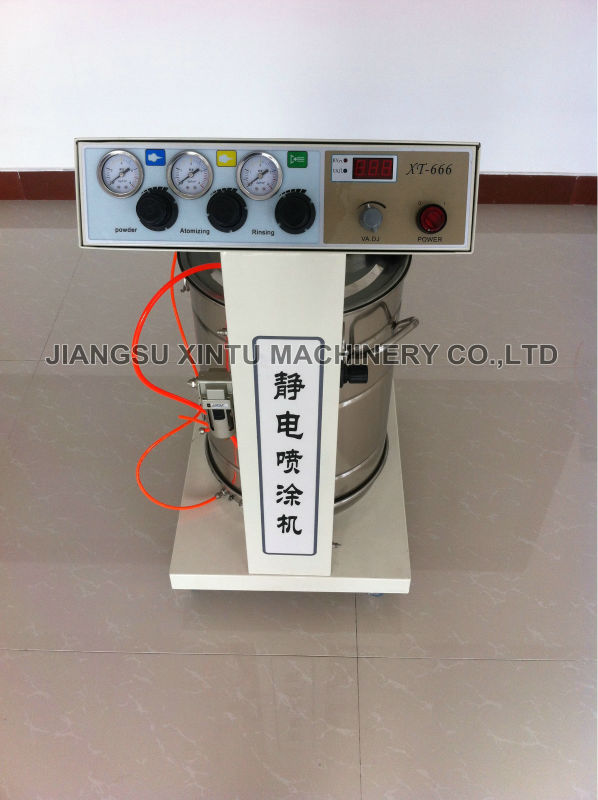 Manual Powder Coating Equipment System