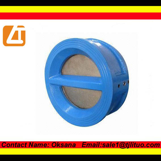 Good quality butterfly check valve/ansi swing check valve150lb