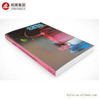 China Supplier Top Quality Cheap Brochure Printing/Catalog Printing Service
