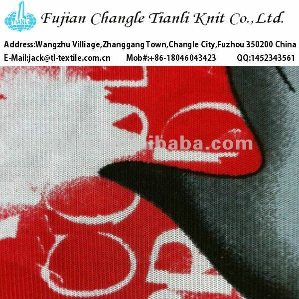 fashion 50D bright lycra fabric