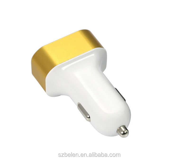 5.2A 3ports usb car charger-10