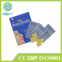 2016 new product distributor wanted chinese manufacture anti snoring Nasal Strips as seen on tv
