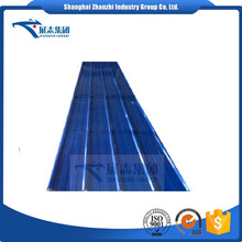 Factory Customized Colorful Prepainted Galvanized Sheet Metal Roofing Prices