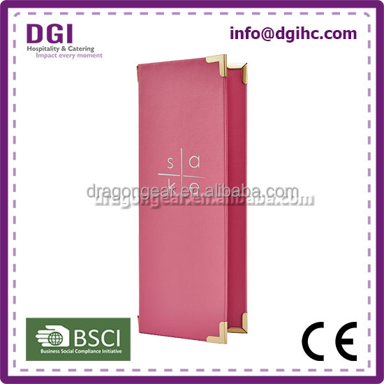 custom market stickers light box fabric good quality popular expanding clip file folder pocket