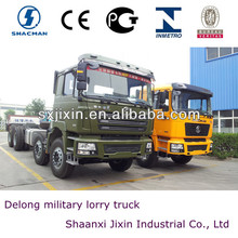 shacman steyr military 8x4 and 8x8 camion trucks