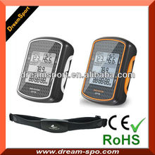 Wireless heart rate monitor/pro cycling computer/gps cycling HRM