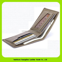 15393 Casual travel genuine leather durable men wallet